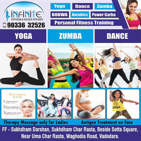 Zumba Dance Classes in Vadodara | Tachukdi Ad (www.tachukdiad.com)