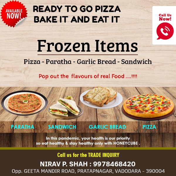 Fast Food Shop in Vadodara
