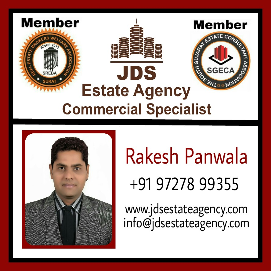 Real Estate Agents in Surat