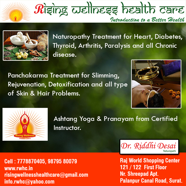 Naturopathy Treatment in Surat | Tachukdi Ad (www.tachukdiad.com)