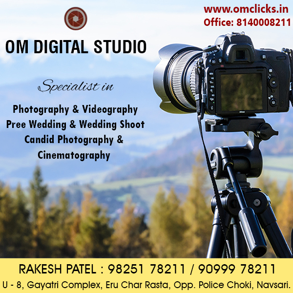 Photoshoot & Videography in Navsari